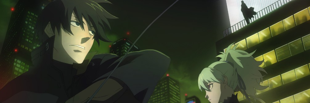 Darker than BLACK : Kuro no Keiyakusha
