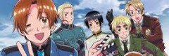 mini Hetalia : Axis Powers