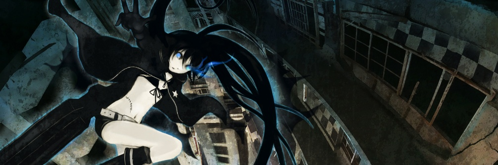 Black ★ Rock Shooter