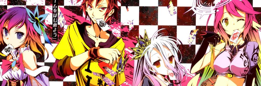 No game no life episode 1 VOSTFR - YouTube