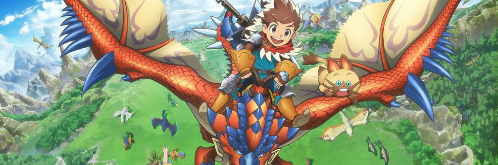 Monster Hunter Stories RIDE ON