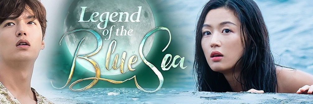 The Legend of The Blue Sea (Drama)