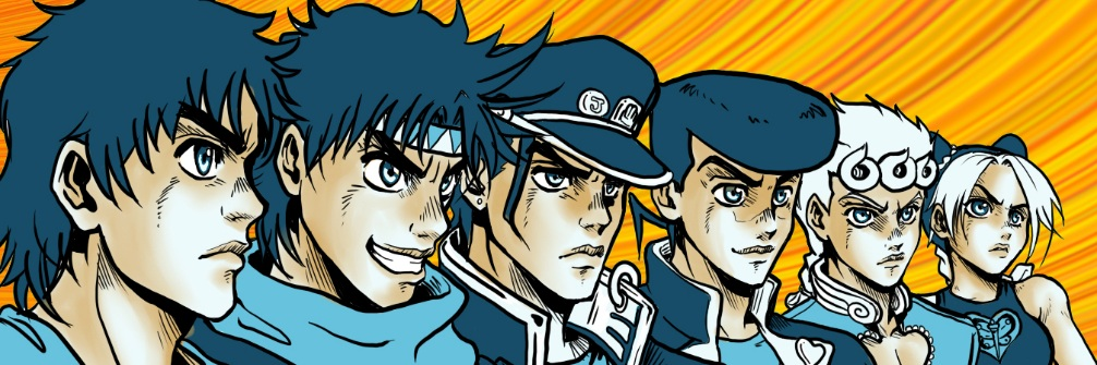 Permalink to Jojo Bizar Adventure Anime Vostfr