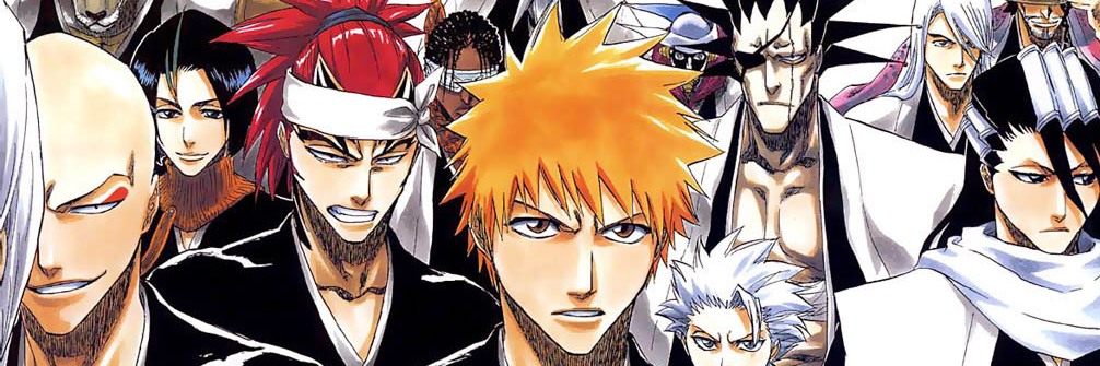 Bleach (scan )