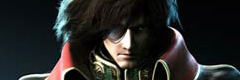 Space Pirate Captain Harlock Movie 2013